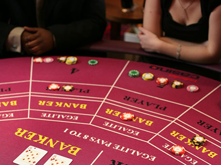 Red Double Baccarat – The fast paced Asian baccarat game.