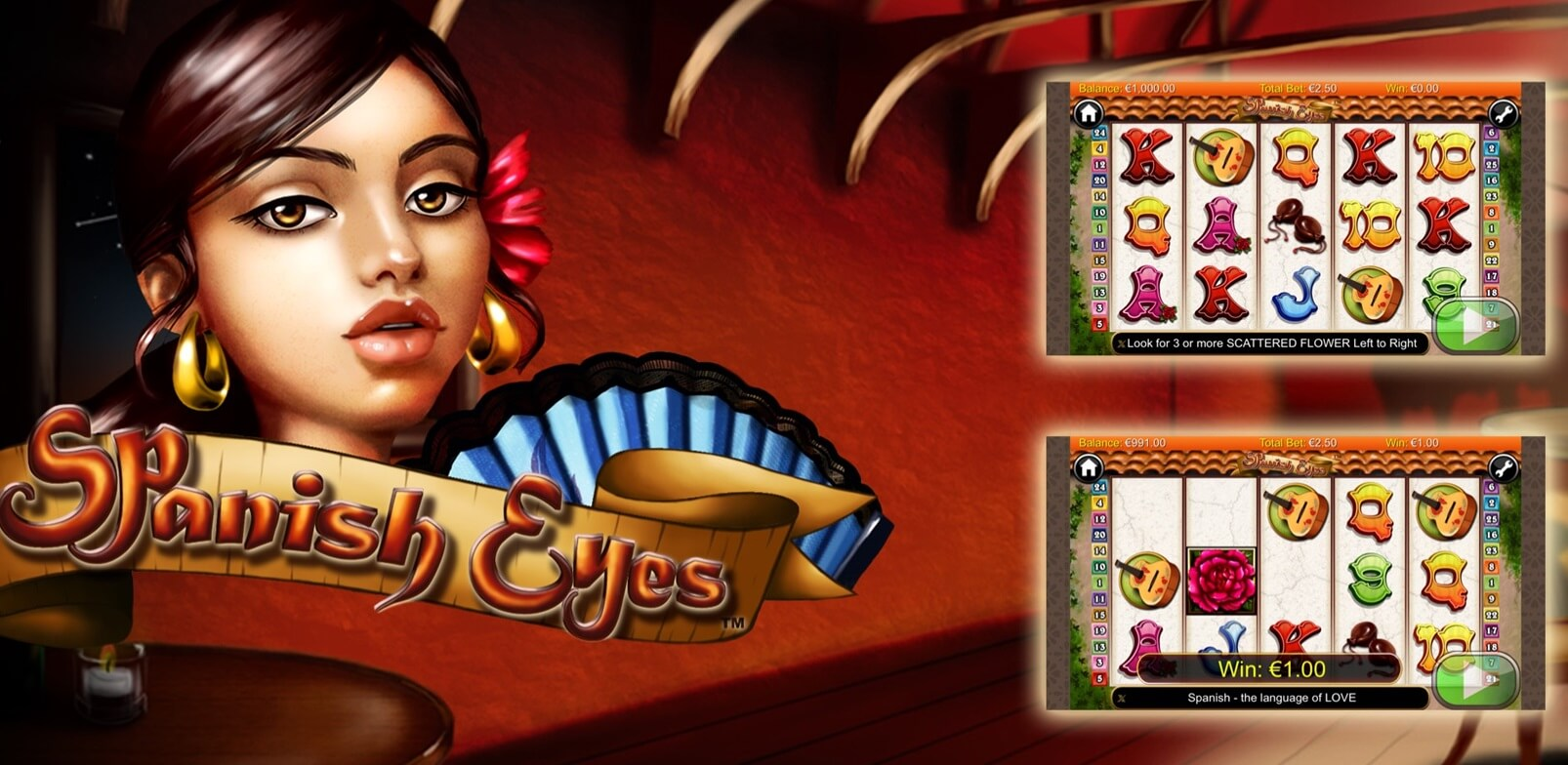 Spanish Eyes Online Slot Review & Guide for Players Online