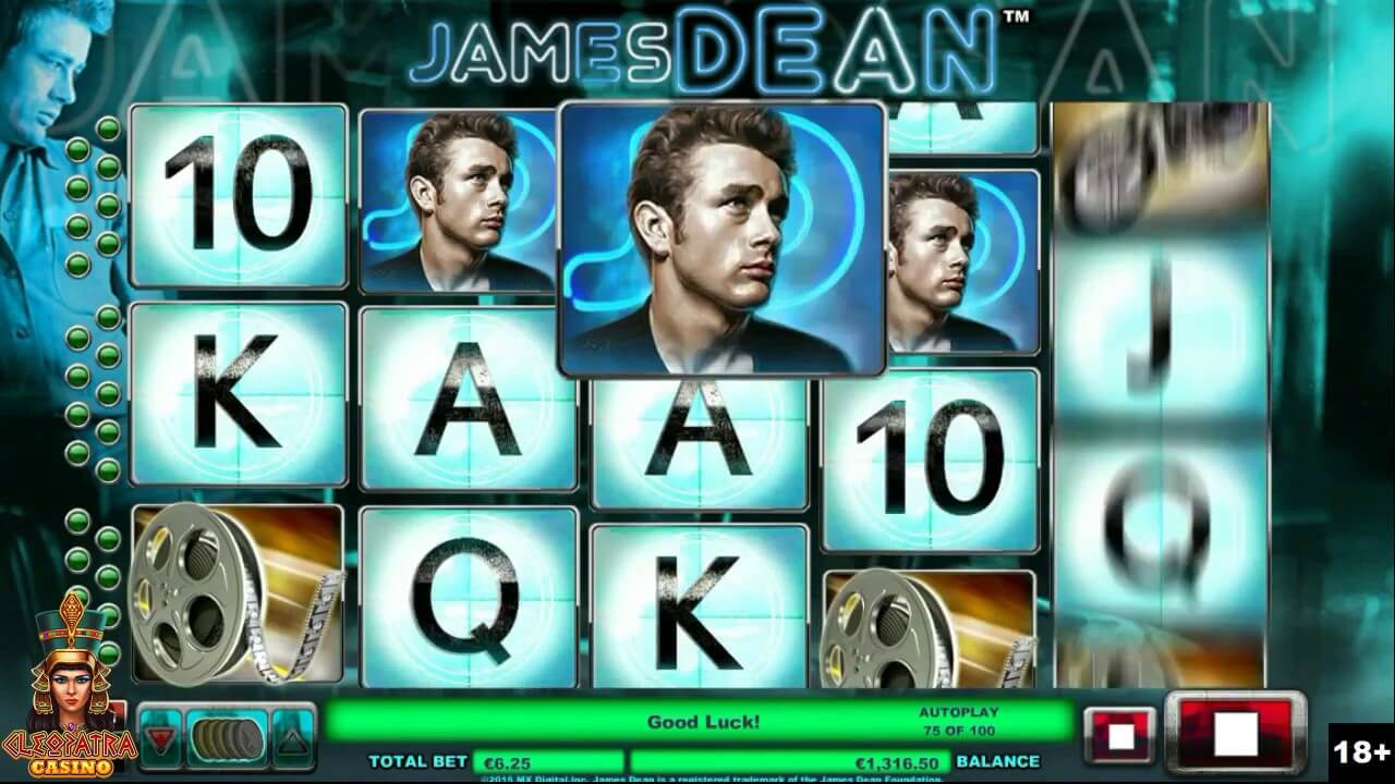 The James Dean Online Slot Review & Guide for Players Online