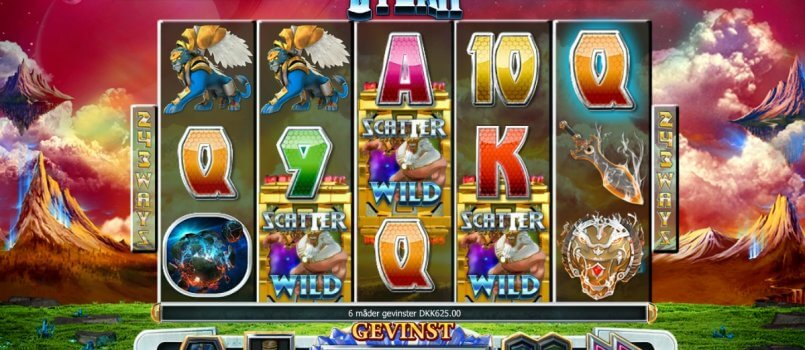 Titan Storm Online Slot Review & Guide for Players Online